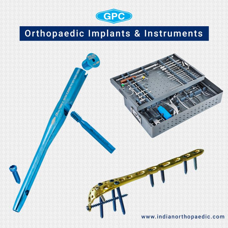 Orthopedic Implants & Instruments