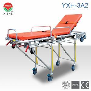 Aluminum Alloy Ambulance Stretcher YXH-3A2