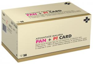 Malaria Rapid Test (for detection of Pf + Pan)