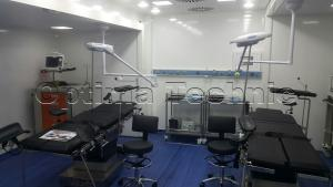 MOBILE OPERATION ROOM (SURGERY ROOM)