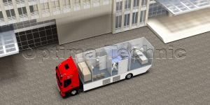 MOBILE X-RAY UNIT