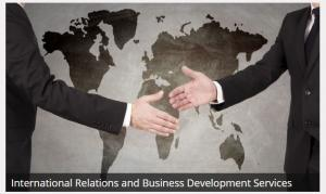 International Relations and Business Development Services