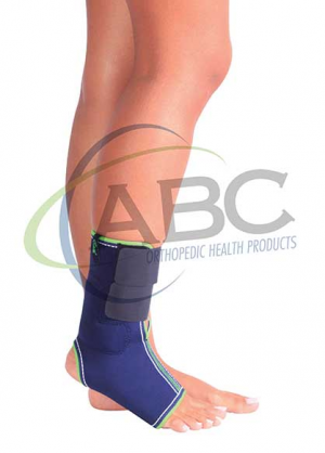 Pad Supported Ankle Brace