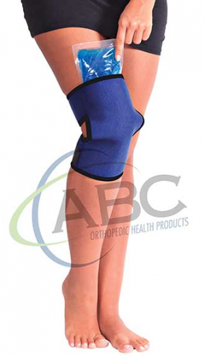 TB 511 Hot and Cold Pack Supported Knee Brace