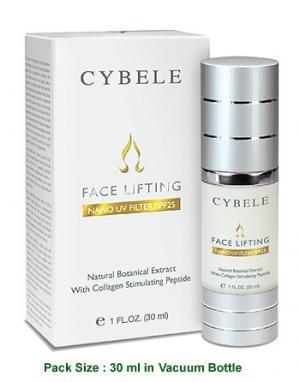 CYBELE® Face Lifting Cream : Nano UV Filter SPF25 (Day)