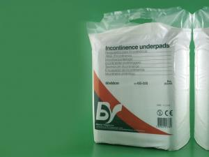 Incontinence underpads 455