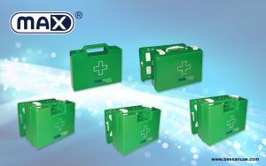 Max First Aid Kits (ABS plastic)