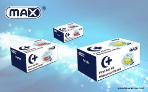 MAX Waterproof First Aid Kit