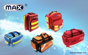 MAX Emergency First Aid Bag