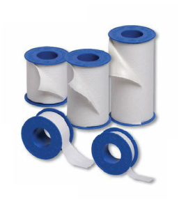 BETAPLAST WHITE Zinc Oxide based Surgical White Cotton Plaster