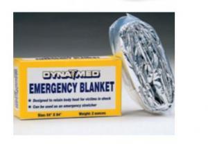 Emergency blanket