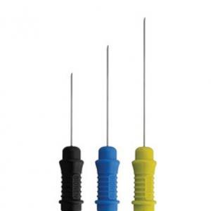 ISOLATED MONOPOLAR NEEDLE ELECTRODES FOR EMG
