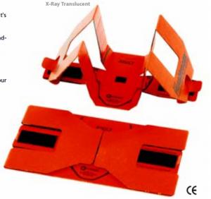 Ferno Model 455 HeadHugger® Head Immobilizer