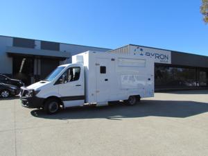 Mobile Examination Vehicles