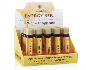 Bee Alive Energy Serj 15 Vials