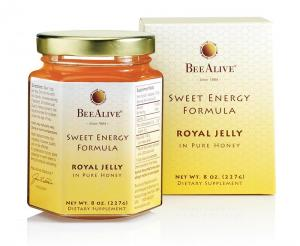 Bee Alive Royal Jelly In Pure Honey 227g