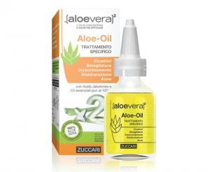ZUCCARI - Aloe Oil 50ML