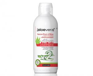 ZUCCARI - Pure Aloe Juice Plus Antioxidants 1000ML