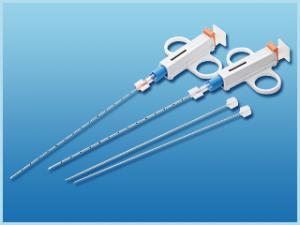 Semi-automatic Biopsy Needles