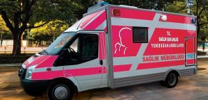 EMS Box Type Ambulance