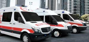 EMS Classic Type Ambulance EA-200