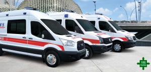EMS Comfort Ambulance EA-400
