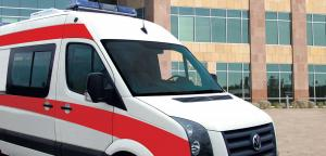 Mobile Blood Drawing Vehicle