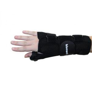 Backed Adjustable Thumb Wrist Splint WELL20