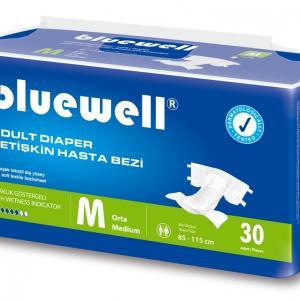 Bluewell Medium Adult Diaper M30
