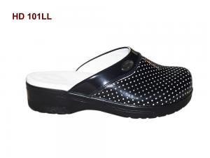 Leather Medical Clogs HD 101LL
