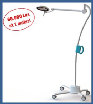 LED EM 60ET - Mobile examination light system