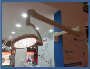 LED EW 60ET - Wall mount examination light system