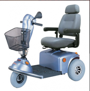 Deluxe Scooters - FR168-3S (3-wheel)