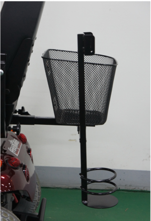 Accessories - Basket Stand, Cane Holder and Basket