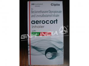 Beclomethasone Dipropionate and Levosalbutamol Inhaler