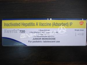 Inactivated Hepatitis a Vaccine