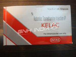 Ketorolac Tromethamine Injection IP