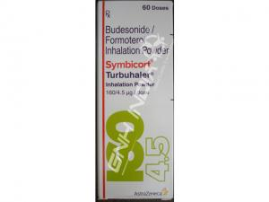 Budesonide/Formoterol Inhalation Powder