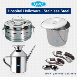 Stainless Steel Holloware