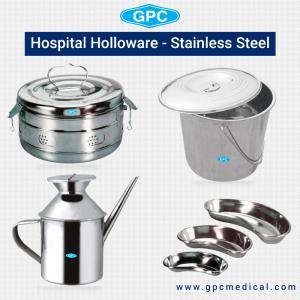 Stainless Steel Holloware