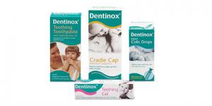 Dentinox Baby Care Range