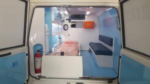 4x4 Ambulance