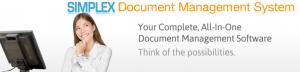 Simplex Document Management System