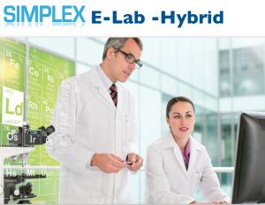 Simplex E-Lab Hybrid