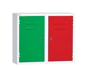 DOUBLE NARCOTIC CABINET