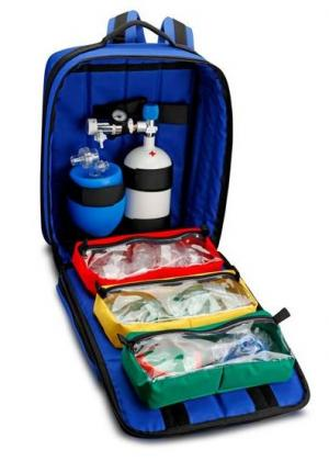 REANIVAC I Resuscitation backpack