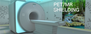 Combined PET-MRI