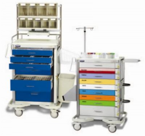 TROLLEYS AND CARTS from Armstrong Medical