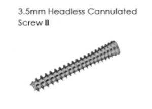 3.5mm Headless Cannulated Screw II