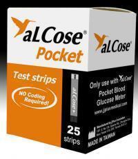Test Strip 25pcs *1 vial